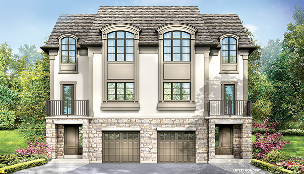 Meadowvale lane ideal developments for Modern homes mississauga